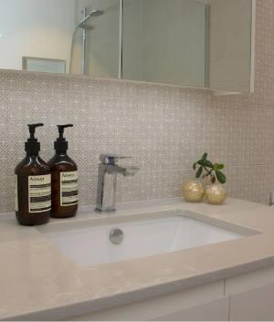 Image of a Bathroom Vanity