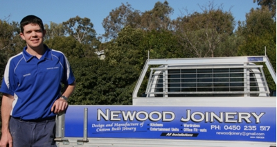 Image of Nathan Wood of Newood Joinery