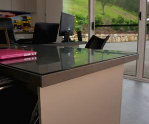 Computer desk benchtop